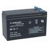 Batterie Sunlight Plomb �tanche Agm Vrla 12v 7ah Pour Chariots De Golf