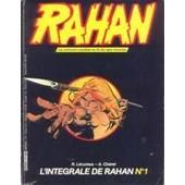 L'int�grale De Rahan N� 1 : Le Secret Du Soleil, La Horde Folle, Le Pi�ge � Poissons