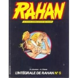 L'int�grale De Rahan N� 5 : Comme Aurait Fait Cra�, Le Nouveau Pi�ge, Mort � La Manta