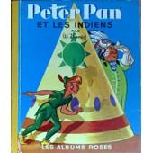 Peter Pan Et Les Indiens de walt disney