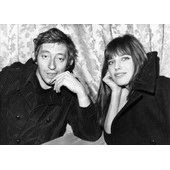 Jane Birkin & Serge Gainsbourg - Photo 20x27cm (R�f.12)