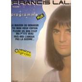 Programme Plus - Fran�is Lalanne