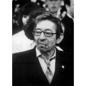 Serge Gainsbourg - Photo 20x27 Cm (R�f.05)