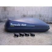 Norauto Bermude 420 - Coffre De Toit 380 Litres