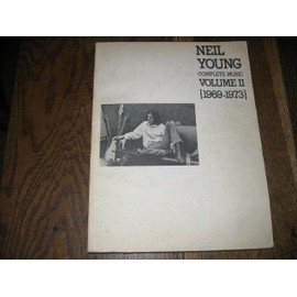 neil young complete music volum 2 - (1969 1973