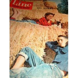Line Point Tintin Le Journal Des Chics Filles N� 336 : Bandes Dessinees Nombreuses / Bricolage Jeunesse / Confection Etc