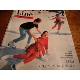 Line Point Tintin Le Journal Des Chics Filles N� 261 : Jala Fille Jungle