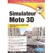 Simulateur Moto 3d