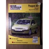 Peugeot 307 - Carnet De Bord, Entretien, �tude Technique Et Pratique de