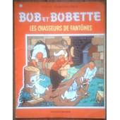 Bob Et Bobette:Les Chasseurs De Fant�mes de w vanandersteen