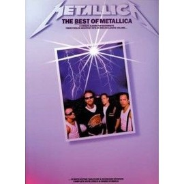 The Best Of Metallica Guitar Tab