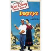 Popeye (Walt Disney) de Robert Altman