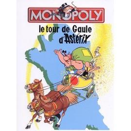 Monopoly Le Tour De Gaule D'asterix