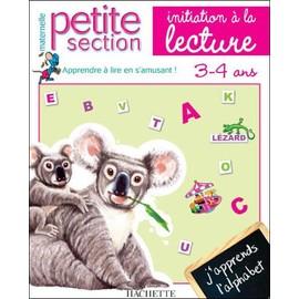 Initiation À La Lecture Ps Maternelle - Nicole Le Thellec