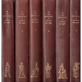 Vie (La) Parisienne A Travers Les Ages (6 Volumes) de MILLEY JACQUES