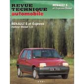 Renault 5 Et Express - Moteur Diesel 1.6