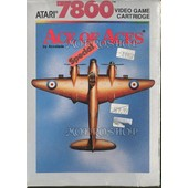 Ace Of Aces - Atari 7800 - Pal