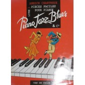 Piano Jazz Blues & Co. Livre 1
