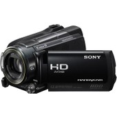 Sony Handycam HDR-XR520VE - Cam�scope