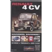 Renault 4 Cv Souvenirs , Souvenirs ! de Amant, Thibault