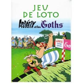 Asterix Et Les Goths - Jeu De Loto