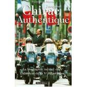 Jacques Chirac Authentique de Boue Merrac Pierre