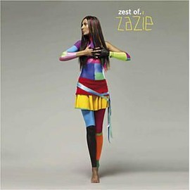 Zazie : zest of - chant + piano + accords - Beuscher