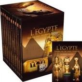 Coffret L'egypte : Pharaons, Momies, Temples de Mckelvie, William