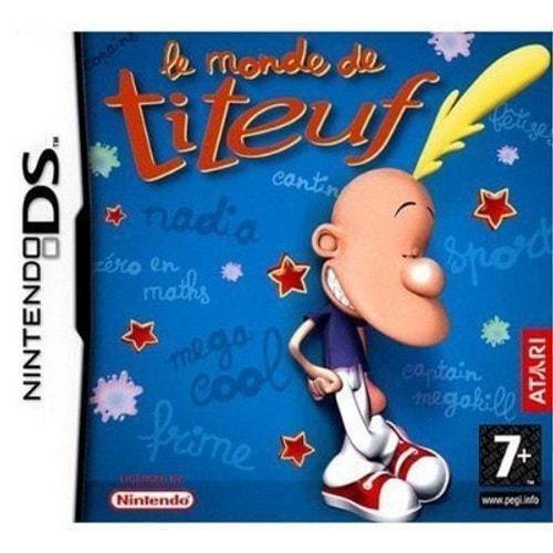 Titeuf Megafunland - Nintendo DS
