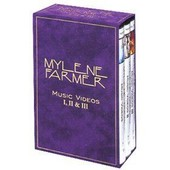 Coffret Mylene Farmer Music Videos I, Ii Et Iii (�dition Limit�e)