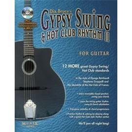 GYPSY SWING AND HOT CLUB RHYTHM FOR GUITAR TAB