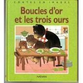 Boucles D'or Et Les Trois Ours de ann rocard