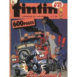 Tintin Reliure D'�diteur N� 47 Tintin Reliure D'�diteur N� 47