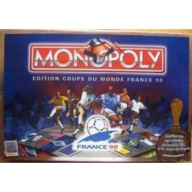 Monopoly - �dition Coupe Du Monde France 1998