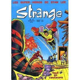 Strange N� 13 De Janvier 1971