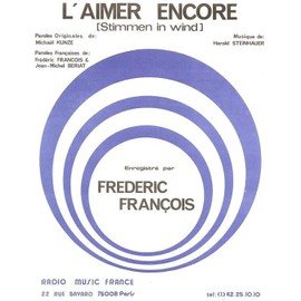 L'AIMER ENCORE (STIMMEN IN WIND)