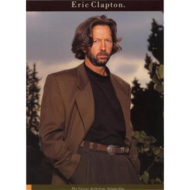 ERIC CLAPTON The guitar Anthology - Volume One