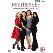 Mistresses: Series 1 & 2 (4 Disc Set)
