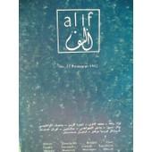Alif Numero 12 de collectif