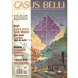 Casus Belli N� 57 : Encart : Mini Car Wars - Wargame : Le Combat Tactique Moderne - L'�preuve Du Feu : Rolemaster