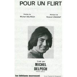 michel delpech // pour un flirt
