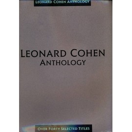 léonard COHEN anthology