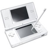 Nintendo Ds Lite Blanche