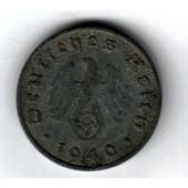 Allemagne Piece De 10 Pfennig 1940 E Deutches Reich