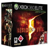 Xbox 360 Elite (120 Go) Limited Edition Resident Evil 5