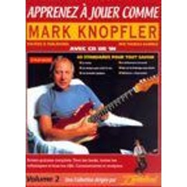 Hammje : apprenez à jouer comme Mark Knopfler (+ 1 CD) - guitare