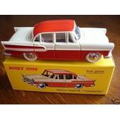 Simca Vedette Chambord 24 K Dinky Toys