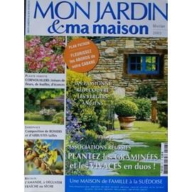 Revue animaux nature mon jardin et ma maison achat - Mon jardin et ma maison ...