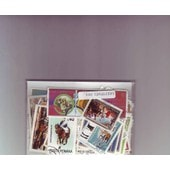 Cavaliers - Lot De 100 Timbres Tous Differents - Divers Pays Du Monde