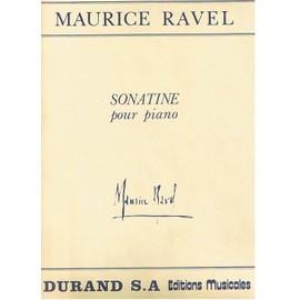 Sonatine, Piano